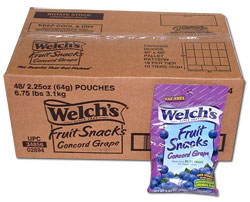 Welch's Fruit Snacks - Concord Grape