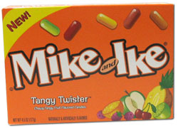 Mike & Ike - Tangy Twister 4.5oz